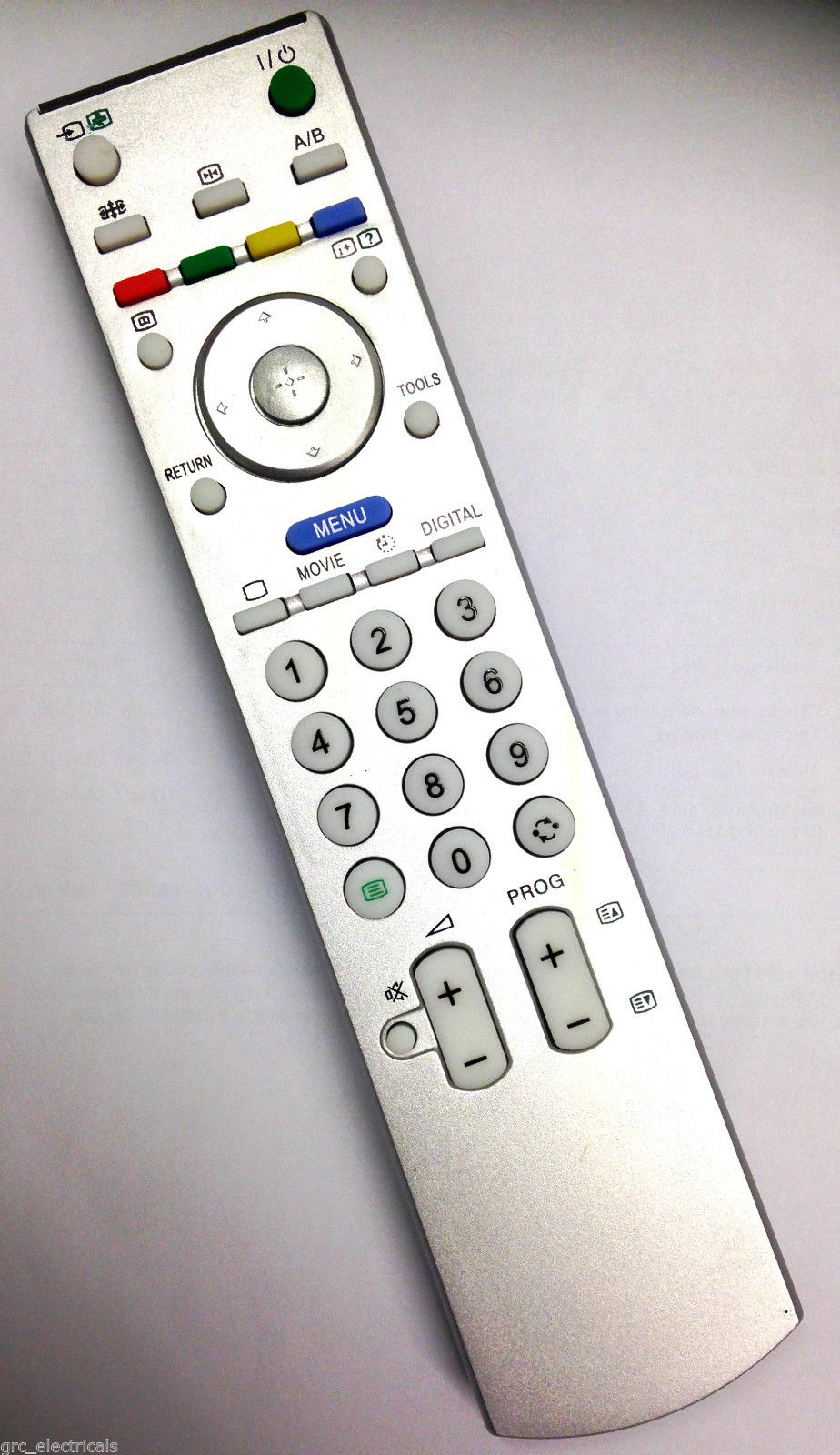 sony tv remote silver. new remote control for sony tv s rm-ed008 kdl-40t3500 kdl-40u2500 kdl-40v2500 tv silver