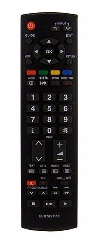 panasonic n2qayb remote control manual
